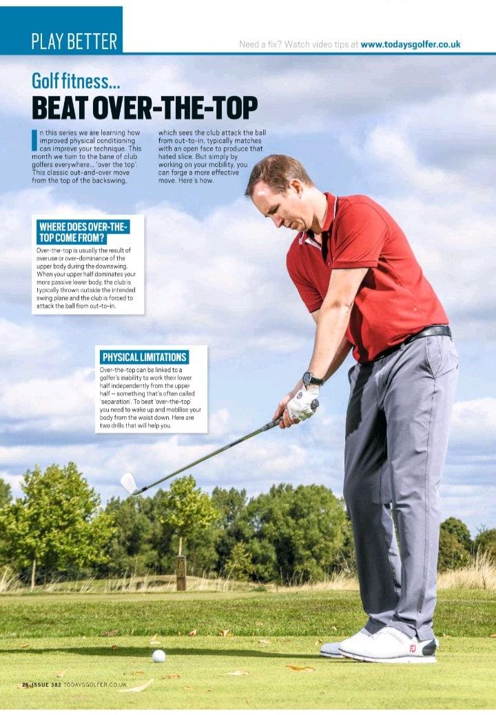 Magazine Articles | Ben Emerson Golf